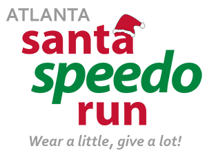 Atlanta Santa Speedo Run